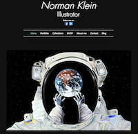 Norman Klein Illustrator