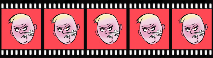Angry Pavel