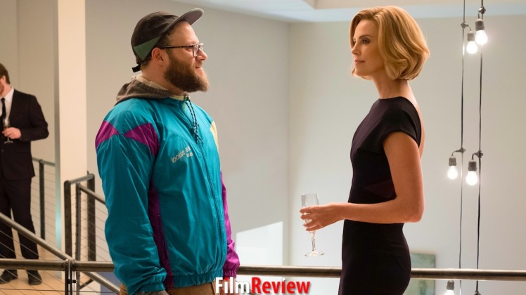 Long Shot - Charlize Theron and Seth Rogen